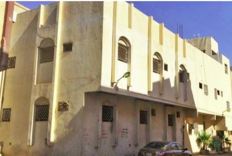 عمارة بحي الشميسي