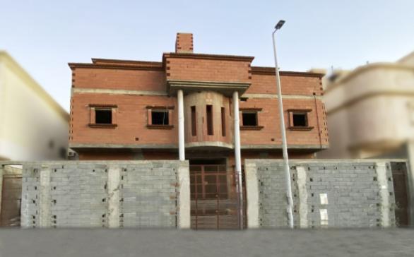 العقار الواقع بمدينة جدة