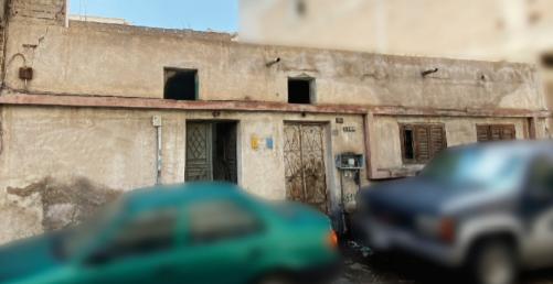 عقار في حي الشهداء بالطائف