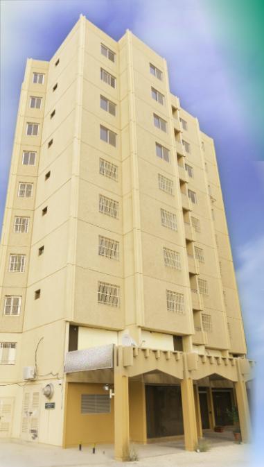 مجمع إسكان المعذر بيع 48 شقة