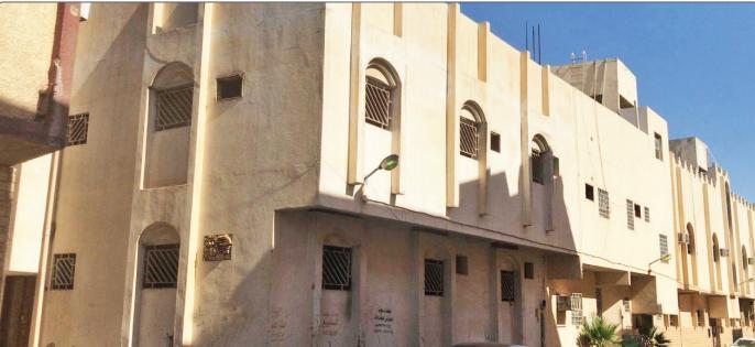 عمارة سكنية حي الشميسي