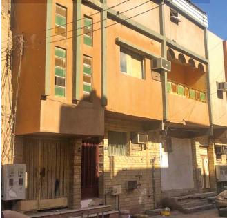 عمارة سكنية بحي الشميسي